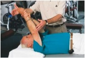 Physical Therapy and Exercises for the Shoulder Supine Passive Exercise